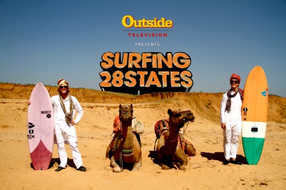 SURFING 28 STATES TV SERIES COMING SOON!